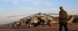 Аэродром Веретье Остров Вертолеты Западный Военный Округ