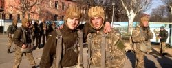 Военные Вертолеты Атаковали Мелитополь
