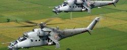 Запчасти для Боевого Вертолетов